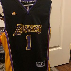 D'Angelo Russell Jersey